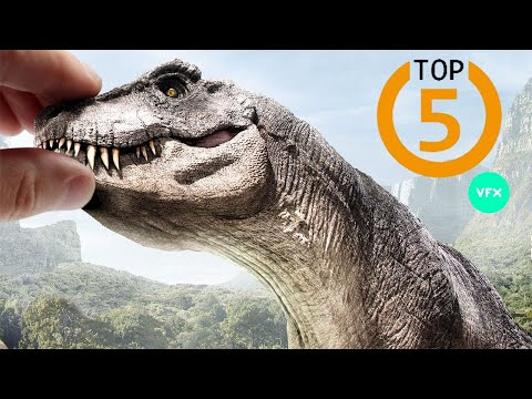 TOP 5 Special Effect APPs 2019   Best Vfx App For Android HD