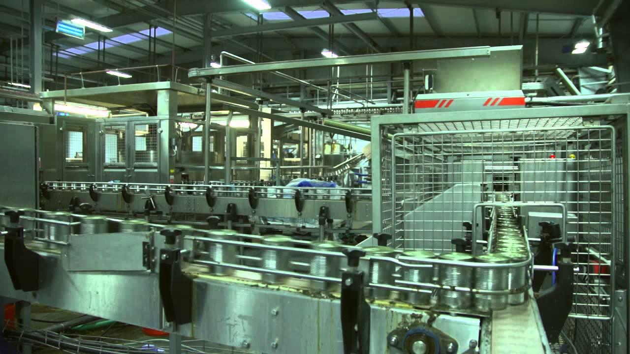Dog Food Processing Plants