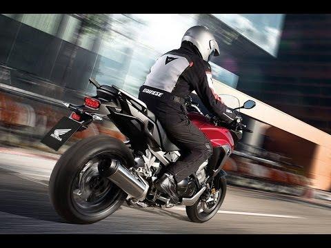 new mode 2017 honda vfr800x motor bike crossrunner youtube. Black Bedroom Furniture Sets. Home Design Ideas