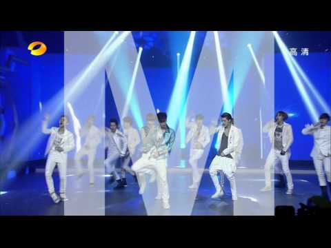 [FULL HD] 120721 EXO K & M - MAMA ( Happy Camp China )