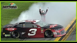 Austin Dillon emotional after taking home Daytona 500 title