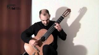 Big Guitar VII - Tedesco, (1st)SONATA, Allegro con spirito - André Madeira