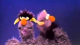 Classic Sesame Street - Two-Headed Monster - Emotions