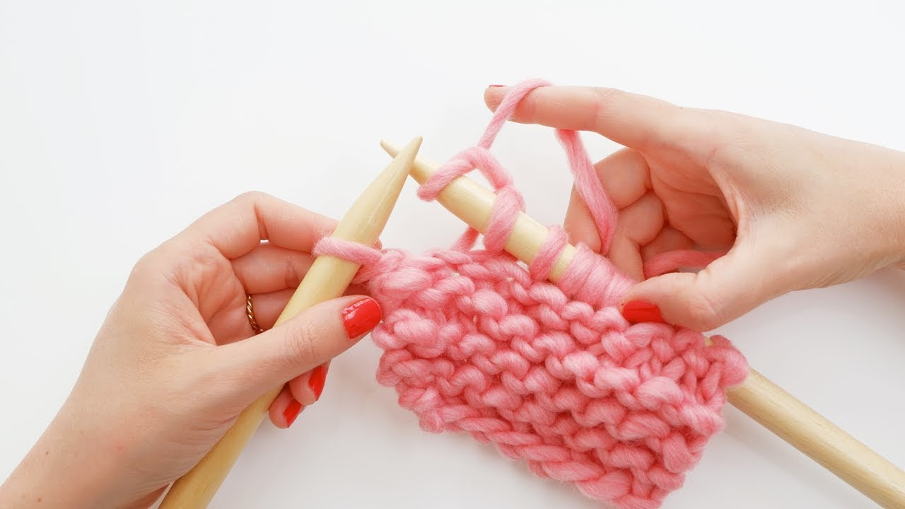 comment faire des augmentations en tricot