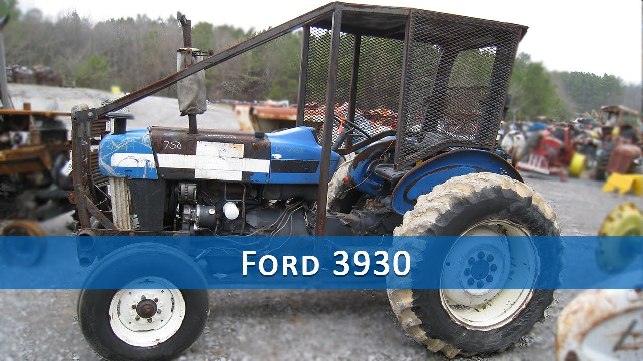 ford 3930 tractor parts youtube rh youtube com ford 3930 tractor parts list 3930 ford tractor parts breakdown