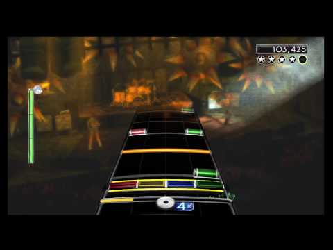 [HD 720p] Far Away from Heaven by Free Spirit (Rock Band 2 RBN DLC Expert drums 5G*)