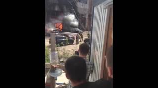 Пожар автосервис на киевской СПБ(, 2016-08-04T12:02:26.000Z)
