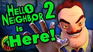 The Neighbor is BACK! | Hello Neighbor 2 Alpha (Hello Guest)