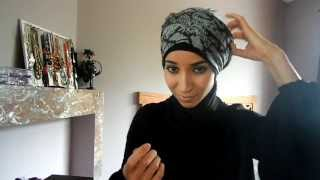 Turban Tutorial | Hijab Thumbnail