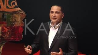 Indigenous Knowledge Has Value   Curtis Bristowe   TEDxRuakura