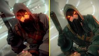 Killzone Shadow Fall 2013 Gameplay Demo vs Retail PS4 Graphics Comparison