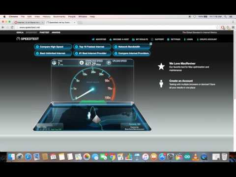 Rogers Speed Test