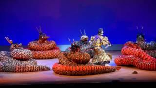 2017年2月19日にロゼシアターで開催された「第33回ふるさと芸能祭」での...
