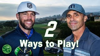 Best Golf Tips for Lower Scores | Two Way To Play with Golfholics