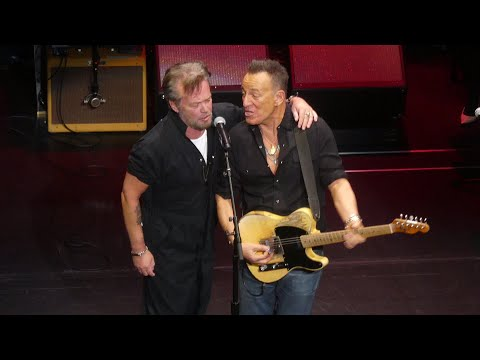 Gary Cee - Springsteen and Mellencamp rock Sting's Rainforest Benefit