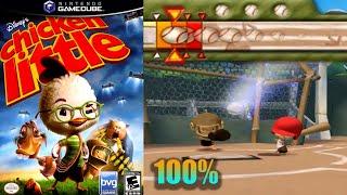 Chicken Little [42] 100% GameCube Longplay