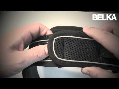 Belka Dog Harness - how to adjust it