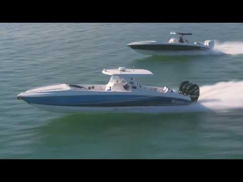 Renegade Power Boats 38 Foot Promo Video
