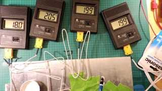 TM-902C K-TYPE THERMOCOUPLE AND THERMOMETER REVIEW AND TEARDOWN