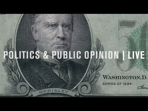Karl Rove: The triumph of William McKinley | LIVE STREAM
