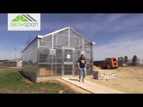 S2000 Educator Greenhouse - Starmont High School Testimonial