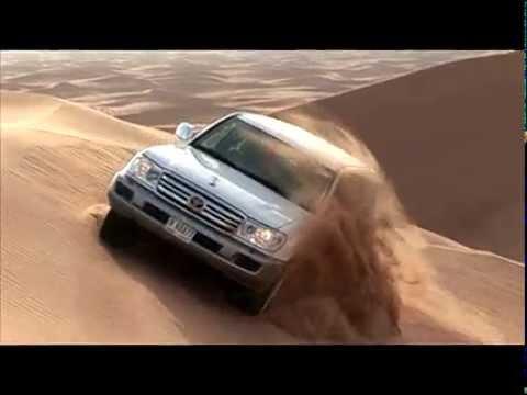 4×4 Dubai Desert Safari