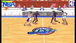 NBA JAM 2002 #1 | Season Mode | CHOOSING A TEAM & FIRST GAME