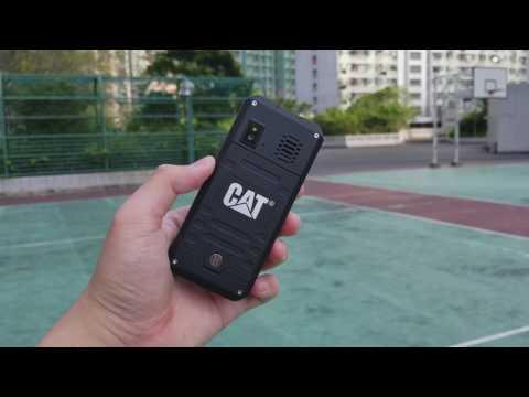 三防手機 Cat B30 Drop Test 實試