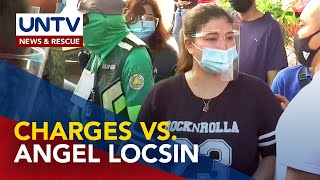 Barangay chairman mulls filing charges against Angel Locsin