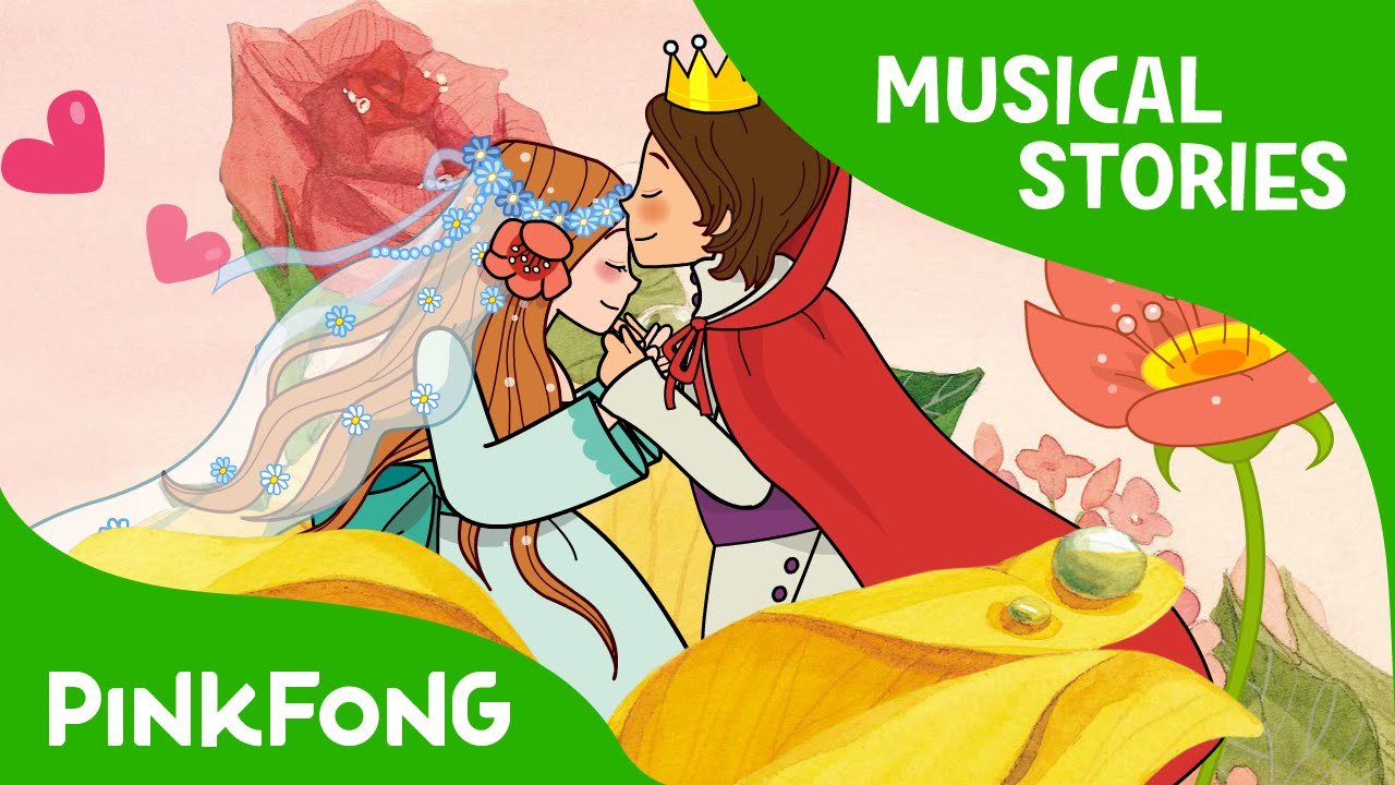 Thumbelina | Fairy Tales | Musical | PINKFONG Story Time for Children