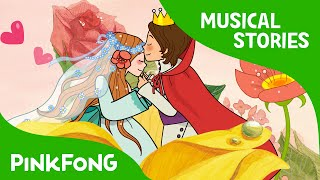 Thumbelina Fairy Tales Musical PINKFONG Story Time for Children