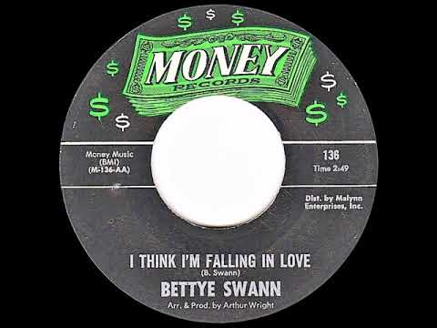 Bettye Swann.... I think i'm falling in love.   1967.