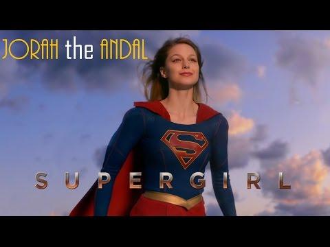 Supergirl - Stronger Together Medley (Instrumental Soundtrack)