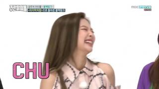 BTSxBlackpink Weekly Idol - BTS' reaction to Jennie and Jisoo [FANMADE]