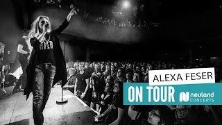 Alexa Feser Live On Tour November 2015 (Official Tourtrailer)