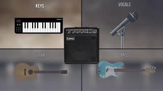 Laney AH300 Multi Instrument Amplifier   Audiohub