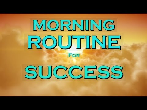 WAKE UP!★The Habits to Create an Extraordinary Life★