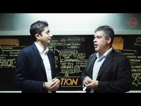 Eric Alexander, Head of Business, Uber - APAC in conversation  with Jay Krishnan, CEO, T-Hub