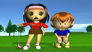 Tee Off Game Sample - Dreamcast