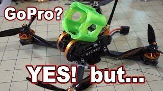 Eachine Tyro99 GoPro Flight and Mods 🏁