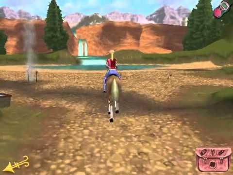 Барби лошадь: не такая уж и загадочная поездка