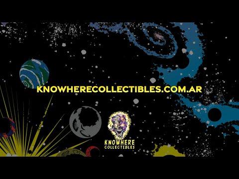 Knowhere Collectibles, donde tu colección crece.