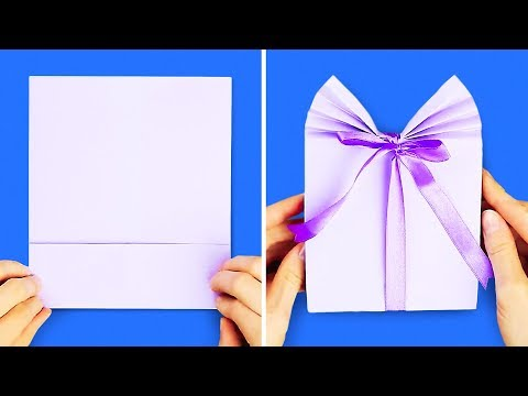 28 COOL PAPER IDEAS AND DIYs