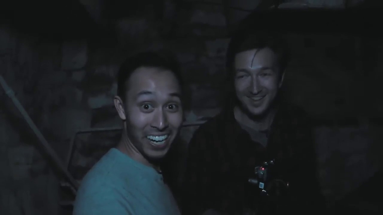 Buzzfeed Unsolved: Shane yelling at/taunting ghosts n' demons n' ghouls