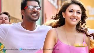 Khushbu is not co producing Aambala | Galatta Tamil