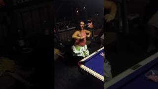 Juju on dat beat- Polynesian Style