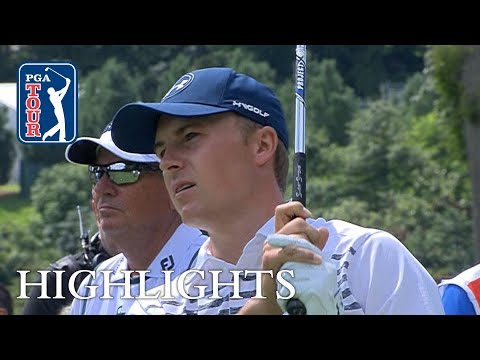 Jordan Spieth extended highlights | Round 2 | THE NORTHERN TRUST