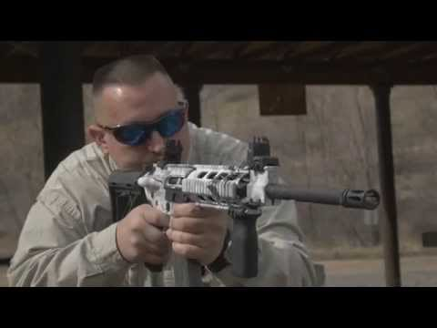 Utah State Legislature 2015 Commemorative Rifle