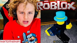 ROBLOX ADVENTURES WITH MARLOTHEMAN -ROLEPLAYING AS EMERGENCY RESPONSE TEAM IN STATE VIEW PRISON