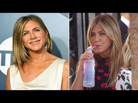 Jennifer Aniston spills the beans about her simple but effective morning routine